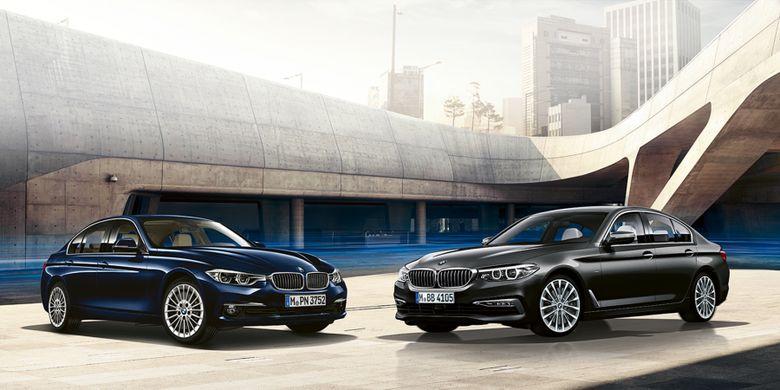 BMW akan perkenalkan program spesial BMW Trade-in & Trade-Up khusus model BMW Seri 3, BMW Seri 5, BMW Seri 7 dan model BMW X seperti BMW X1 serta BMW X5.