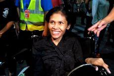 Sebulan Dirawat di Bali, Sri Rabitah Akhirnya Pulang
