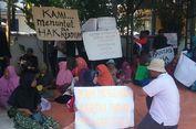 Rumahnya Digusur untuk Bangun Jalan Tol, Warga Kendal Menginap di Gedung DPRD