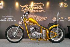 Ingin Motor Custom Ala Jokowi? Ini Harganya