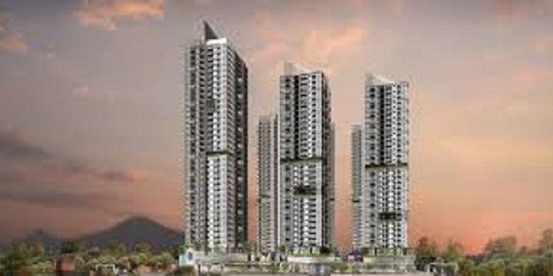 Darmo Hill Apartment
