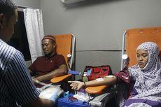 Selama Ramadhan, PMI Galang Pendonor Darah di Masjid