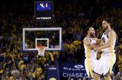 Hasil NBA, Golden State Warriors Unggul 2-0 pada Final Wilayah Barat