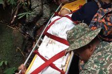 Hilang 7 Hari di Gunung Singai Malaysia, Pemuda Ditemukan Selamat