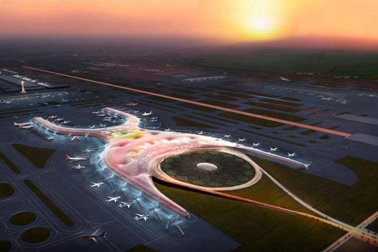 keberadaan bandara ini ditolak oleh masyarakat Meksiko melalui referendum.