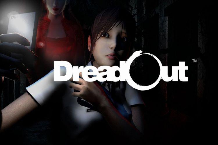 Game horor DreadOut bikinan pengembang Indonesia.