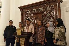 Temui Anies-Sandi, KPU DKI Laporkan Evaluasi Pilkada hingga Persiapan Pemilu 2019