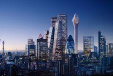 Cakrawala London Akan Dihiasi 'Tulip' Raksasa