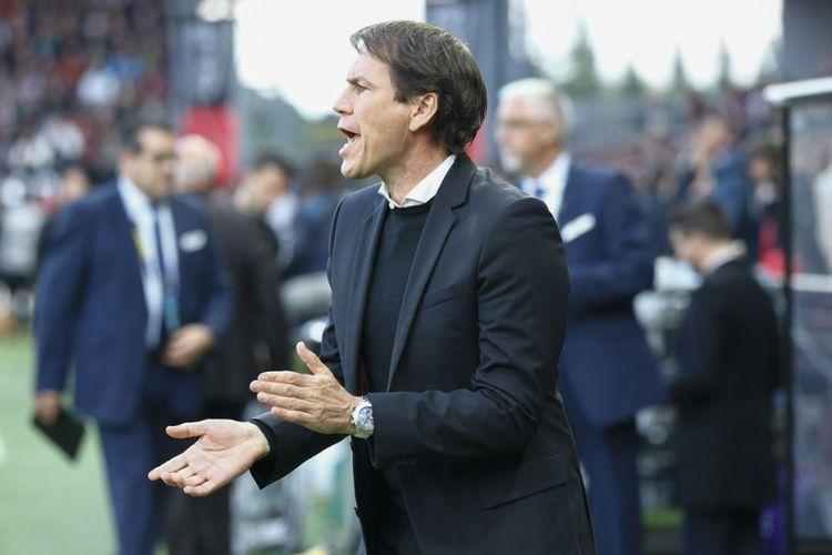 Pelatih Marseille, Rudi Garcia.