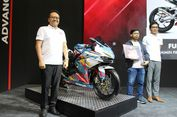 Konsep 'Fury Dragon', Jawara Modifikasi Virtual Honda CBR250RR