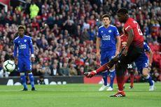 Hasil Liga Inggris, Manchester United Menang Tipis atas Leicester