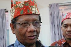 Mahfud MD: Saya Serahkan kepada Presiden Jokowi dan Partai Politik...