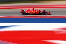Misi Mustahil Sebastian Vettel di GP Meksiko