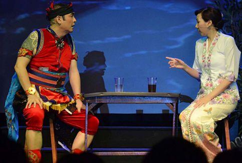 Kisah Cinta Huang Hua, Mantan Ratu Bulu Tangkis China hingga Dipinang Pria asal Klaten (3)