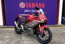 'Obat Ganteng' Resmi dari Yamaha untuk R25