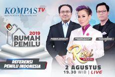 """KompasTV, Harian Kompas, dan Kompas.com Luncurkan """"Rumah Pemilu"""" dalam ROSI Spesial"""