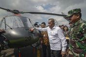 PTDI Serahkan 5 Helikopter dan Satu Pesawat ke Kemenhan