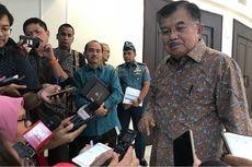 Jusuf Kalla Sebut Penjaringan Cawapres Urusan Jokowi
