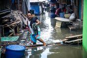 Kementerian PUPR Rencanakan NCICD untuk Tanggulangi Banjir Rob Jakarta