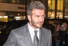 Beckham Akan 'Abadi' di Stadion LA Galaxy