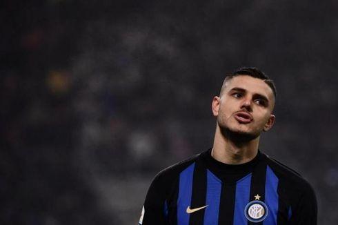 Mauro Icardi Tak Masuk Skuad Pramusim Inter Milan di Asia