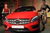 Simak Detail Penyegaran Mercedes-Benz GLA