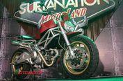 Ketika Ducati Monster Jadi 'Custom Scrambler'
