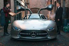 Mobil Baru Bruce Wayne Memukau dari Mercedes-Benz