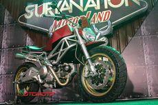 Ketika Ducati Monster Jadi