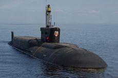 """Rusia Uji Coba Kapal Selam """"Vladimir Agung"""" di Kutub Utara"""