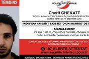Pelaku Penembakan Pasar Natal Strasbourg Ditembak Mati Polisi