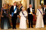 Menjamu Raja Belanda, Ratu Elizabeth II Bicara Brexit untuk Kali Pertama