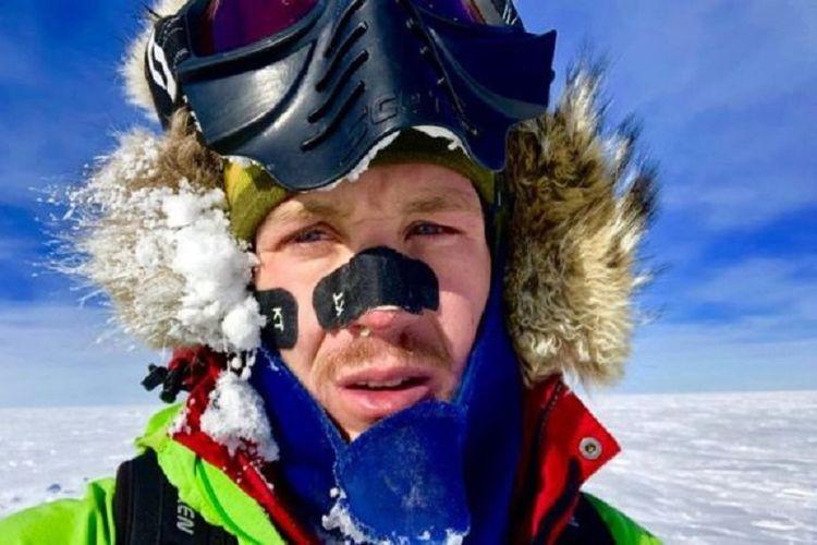 Colin OBrady, orang pertama yang taklukan Kutub Selatan Seorang Diri
