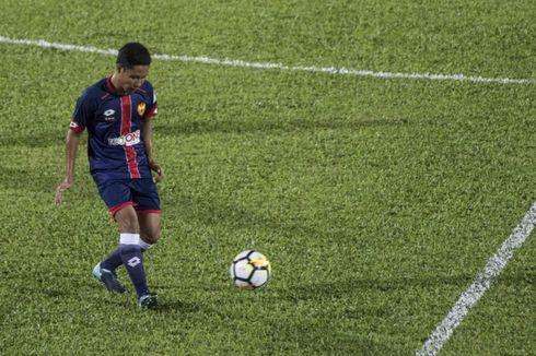 Tekad Evan Dimas di Piala FA Malaysia