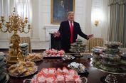 Berita Populer: Qatar Tolak Perbaiki Hubungan, Trump Traktir Burger dan Pizza