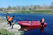 Gagal Menikah, Pria Asal Ngawi Terjun ke Sungai Bengawan Solo