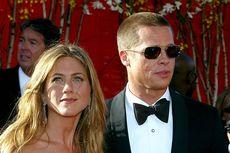 Brad Pitt Tanggapi Gosip Kembali Pacaran dengan Jennifer Aniston