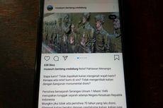 Relief Monumen Serangan Umum 1 Maret di Yogyakarta Jadi Sasaran Vandalisme