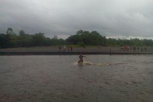 Demi Sekolah, Anak-anak di Pedalaman Flores Harus Bertaruh Nyawa Seberangi Sungai