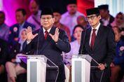 Selisih Elektebilitas Menipis, Prabowo-Sandi Fokus Gaet 'Swing Voters'