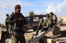 Kekuatan ISIS Tinggal Tersisa 500 Orang