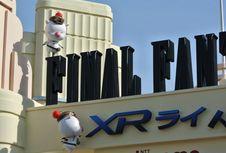 Final Fantasy Hadir Pertama Kali di Universal Studios Japan