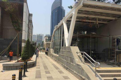 Kontruksi MRT Jakarta Capai 96,5 Persen pada Oktober 2018