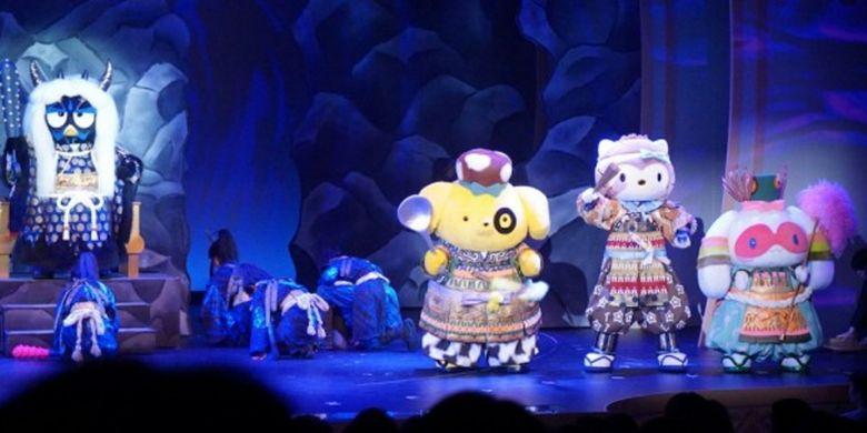 KAWAII KABUKI -Momotaro at Hello Kitty Kabuki Theater-