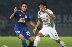 PSIS Raih Hasil Positif Kontra Arema FC di Laga Uji Coba