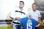 Liga 1, Fabiano Senang Pindah ke Persib karena Diterima dengan Baik