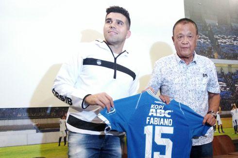 Terganjal Naturalisasi, Persib Bakal Kirim Fabiano ke Liga 2