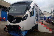 Malam Ini, Uji Coba LRT Palembang Dilakukan Tertutup