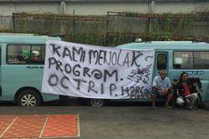 Transjakarta Berencana Naikkan Tarif Angkot OK Otrip Tanah Abang