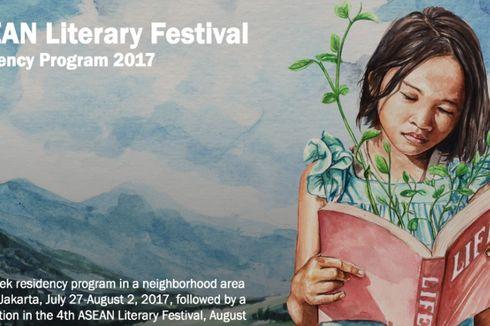 Para Penulis Berpengaruh Bakal Hadir di Festival Sastra ASEAN 2017